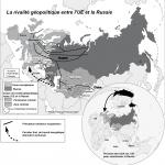 Hérodote - Rivalité UE - Russie - carte