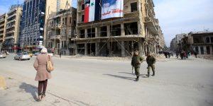 Syrie- désescalade