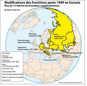 eurocontinent - Changement de frontières-FR