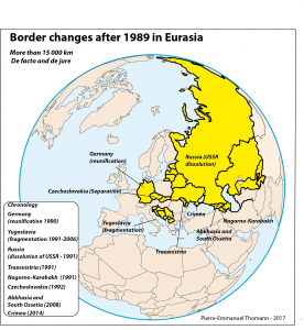 eurocontinent - border change